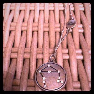 Libra Scales Necklace